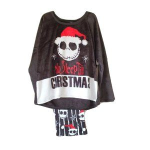 Nightmare before Christmas 2pc Womens Pajamas Set